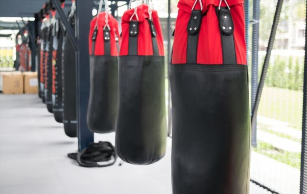 Sand Bags & Punching Bags